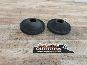 Jeep JK Wrangler OEM Front Coil Spring Isolator Spacers 2007-2017 34982