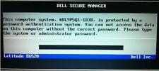 DELL Bios Unlock Password Removal Service -1D3B / 6FF1 / 595B - FAST Response