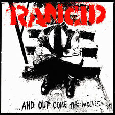 Rancid - And Out Come The Wolves - 180gram Vinyl LP, Poster & Download *NEW*