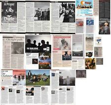 More details for the charlatans : cuttings collection - interviews adverts