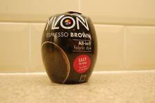 DYLON Espresso BROWN all in 1 fabric dye (2)