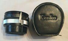 KENKO MT Auto TelePlus 2x  For Minolta