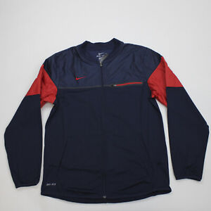 Liberty Flames Nike Dri-Fit Jacket Men's Navy/Red New with Tags