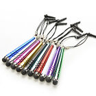 10 Pcs Metal Stylus Screen Touch Pen For iPhone IPad Tablet PC Samsung HTC