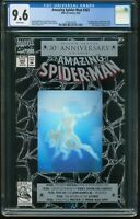 AMAZING SPIDER-MAN # 365 CGC-GRADED 9.6 NEAR MINT+ WHITE PAGES ITEM: G-38