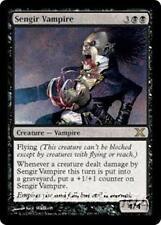 SENGIR VAMPIRE Tenth Edition MTG Black Creature — Vampire RARE