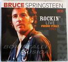 BRUCE SPRINGSTEEN - ROCKIN' LIVE FROM ITALY 1993 - 2 CD Sigillato