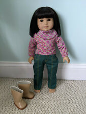 American Girl doll Ivy Ling; released in 2007. In original box.