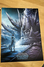 Star Wars Rise Of Skywalker Limited Edition Cinema Poster IMAX 4/4