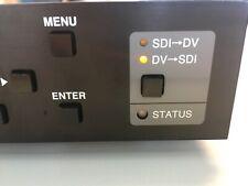 1x canopus advc-1000 advanced dv converter DVCAM