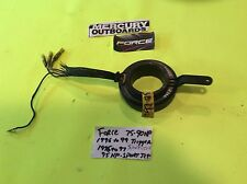 Force mercury outboard 90hp trigger 828302 3cly 1996 to 99 75hp 95hp sport jet