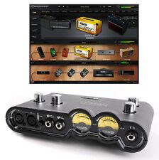 LINE 6 POD STUDIO ux-2 USB 2 audio/midi interface