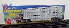 AMT 1/25 Wilson Livestock Van Trailer  AMT1106-NEW