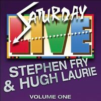 Saturday Live Stephen Fry and Hugh Laurie: Volume 1 - 2 CD Audio (book) Stand Up