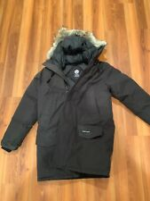 Canada Goose Men's Langford Parka Size Large Authentic - Barely Worn!