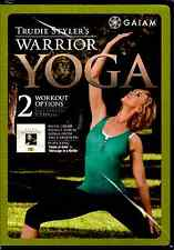 Trudie Styler's WARRIOR YOGA DVD with 2 Workout Options, Music of Sting