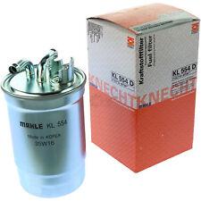 Original MAHLE Kraftstofffilter KL 554D Fuel Filter
