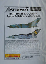 Xtradecal 1/72 X72310 Tornado GR.4/4A 'Special + Retirement Schemes' Decal Set