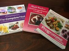 WEIGHTWATCHERS COOKBOOKS. Programme.ProPoints. Points. The Complete Meal