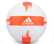 Adidas EPP II Size 5 Soccer Ball - White/Orange