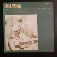"Carlos Puebla y Sus Tradicionales ""CUBA: Songs for our America"" Vinyl Record LP"