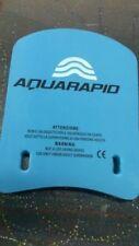 Planche de natation et d'aquagym jaune