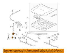 GM OEM Hood-Bumper Cushion 22552599