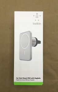 Car Vent Mount PRO w/ MagSafe Belkin Brand New Unopened Sealed for iPhone 12