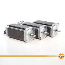 DE Free 3PCS Nema23 Schrittmotor 23HS2442 4.2A 112mm Φ8mm 425oz-in ACT MOTOR