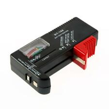 New Best Universal Battery Power Tester for Aa/Aaa/C/D/9V Energizer Duracell etc