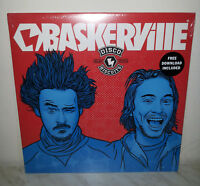 LP BASKERVILLE - DISCO BISCUITS  - BLUE - NUMBERED - RSD - NUOVO NEW