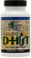 NEW & SEALED Ortho Molecular Products D-HIST - 120 caps FRESH! Free Shipping!