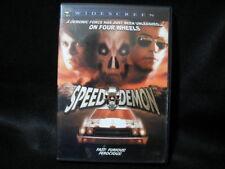Speed Demon (DVD, 2004)