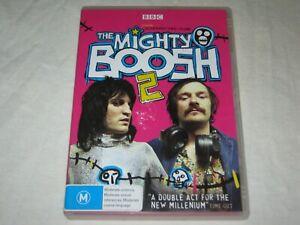 The Mighty Boosh - Season 2 - 2 Disc - Region 4 - VGC - DVD