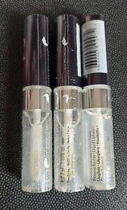 Yves Rocher - Baume liquide lèvres teinte 01 transparent 7ml - Lot de 3 neufs