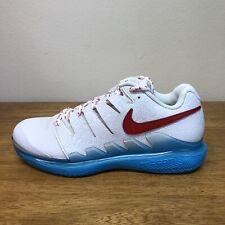 0f4012f522a0 Men s Nike Air Zoom Vapor X Leather Nishikori Tennis BQ5138-164 Size  6.5 WMNS