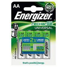 Energizer AA recargables 1300 Mah Universal