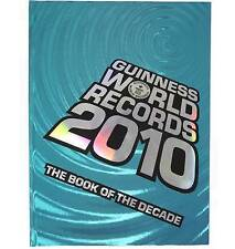 Guinness World Records 2010, unknown, Very Good Book