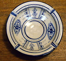 South American Art Pottery Ashtray