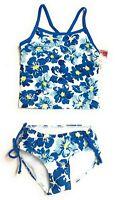 Kanu Surf Girls' Melanie Beach Sport 2-Piece Banded Tankini Swimsuit