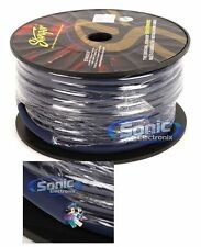 Stinger SGW991 100 ft. Roll of Car Stereo 9 Conductor 18 AWG Gauge Speaker Wire