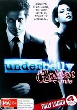 UNDERBELLY The Golden Mile 4DVD NEW
