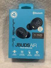 New listing Jlab Audio Jbuds Air True Wireless Bluetooth Earbud Headphones - Black - New. a2