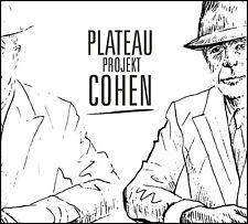 Plateau - Projekt Cohen Polish Cover Versions (2020) CD NEW BO