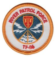 TF-116 Task Force Patch River Patrol Force Vietnam