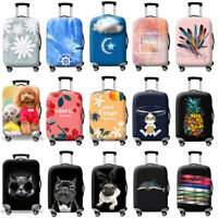 Elastic Travel Luggage Cover Trolley Case Suitcase Protector Bag fit 18-32 inch