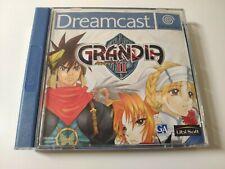 GRANDIA II  2 - SEGA Dreamcast - PAL -