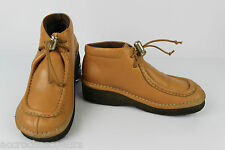 Boots  MODE KAORI Cuir Biscuit  T 36 BE