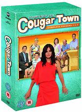 Cougar Town - Saison 1 + 2 + 3 - 1 A 3 NEUF