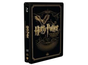 Pack Harry Potter (Colección Completa) (Ed. 2019) (Steelbook) - Blu-ray